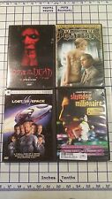 4 DVD Movies House of the Dead - Gatsby - Lost in Space - Slumdog Millionaire