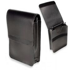 Protec Leather Police Notebook Pouch
