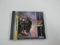 Fighters History Dynamite Segasaturn Japan Ver Sega Saturn
