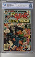 All-Star Comics # 63 CBCS 9.6 White Pgs - Power Girl Joins - Solomon Grundy app
