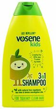VOSENE KIDS 3 IN 1 SHAMPOO WITH NATURAL LICE REPELLENT - 250ML