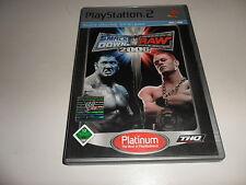 PLAYSTATION 2 WWE SmackDown vs. Raw 2006 PLATINUM [] (2)