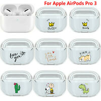 Pour  AirPods Pro 3 Bluetooth Earphone Case Cartoon Coque Etui Protection