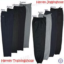 Markenlose Herren-Fitness-Hosen mit Taschen