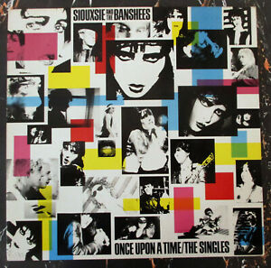 ♫ LP 1981 SIOUXSIE AND THE BANSHEES - ONCE UPON A TIME  Polydor GERMANY OIS NM ♫