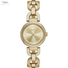 DKNY Eastside Gold Stainless Steel Bracelet Gold Dial NY2768 Ladies Watch