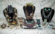 Vintage & Modern Mixed Beaded Costume Jewelry Lot