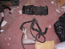 1989 HONDA CBR600F F1 JELLY MOULD COOLING SYSTEM RADIATOR AND PIPES CBR 600F