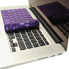 "Shimmering PURPLE Keyboard Skin for NEW Macbook Pro 13"" A1425 / Retina display"