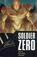 Stan Lee's Soldier Zero #1 Phil Noto Variant
