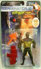 Terminator 2: whitehot T-1000 Con Flecha Blaster cardadas Figura De Acción