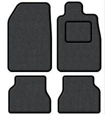 VW LT Van Velour Anthracite/Black Trim Car mat set
