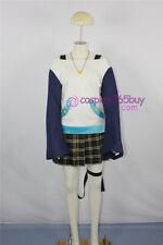 (cosplay365buy)Rosario+Vampire Mizore Shirayuki cosplay costume include necklace