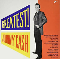 Cash, Johnny	Greatest! (180 Gram Vinyl Limited Edition) (New Vinyl)