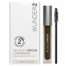 Wunder2 WunderBrow 1-Step Brow Gel Black/Brown ~ L10