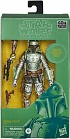 Star Wars The Black Series Carbonized Collection Boba Fett Action Figure 2020