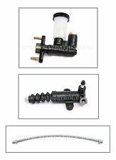1984-1985 13B Mazda GSLSE RX7 Clutch Master, Slave Cylinder and slave hose