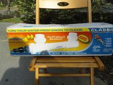 """Aqua Ultraviolet Classic 57 Watt Uv Clarifier 2"""" In/out White Wiper"""