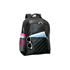 Savvy Black 17inch Scan Express Computer Laptop Protection Backpack G2689