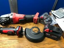 "Milwaukee 2780-20 FUEL 18-Volt Lithium-Ion Brushless Cordless 4-1/2""/5"" Grinder"