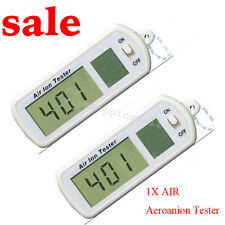 Professional Car Air Ion Tester Meter Counter Clean Room Filter Oxygen Purifier