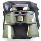 Camouflage 10 x 50MM Wide Angle Binoculars Armor Rubber Coated Rothco 10271