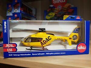 Siku Rettungs-Hubschrauber ADAC Art NR 2539