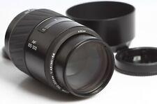 Minolta AF Zoom 4,5-5,6/100-300 Lens