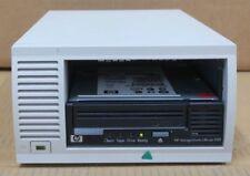 """Gabinete de unidades de cinta HP HP5F-001 5.25"""" LVD C7401-69202 + LTO3 Ultrium 920 Unidad"""