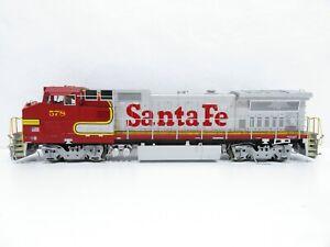 ATLAS H0 Diesellok GE Dash 8-40CW Santa Fe #578 DCC & SOUND
