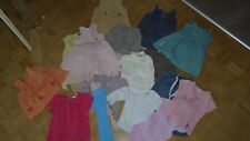gros lot vêtements fille 18 mois robe gilet pantalon pyjama sergent major