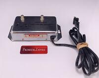 Radio Shack Archer UHF/VHF/FM Amplifier Model 15-1113B, Excellent, Vintage