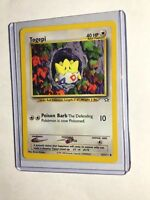 TOGEPI - Neo Genesis Set - 51/111 - Uncommon - Pokemon Card - Unlimited - NM
