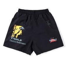 NEW INS Travis Scott Cactus Jack Running Climb Shorts Unisex Sweatpant Size S-XL