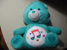 "15"" plush Heartsong Bear, Care Bears doll, good condition"