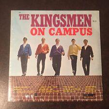 Sealed THE KINGSMEN On Campus LP Original 1965 Mono WAND WDM 670 Garage