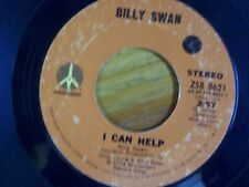 "BILLY SWAN 45 RPM ""I Can Help"" & ""Ways of a Woman in Love"" G condition"
