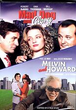 Mad Dog and Glory / Melvin and Howard (DVD, 2015)