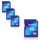 ADATA SDHC 8 16 32 GB SD Flash Memory Card Class 4 Secure Digital High Capacity