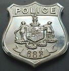 ANTIQUE OBSOLETE 1920s BALTIMORE MARYLAND POLICE BADGE