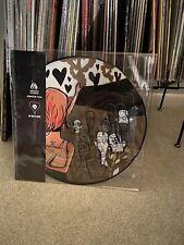 "Alkaline Trio - Hot Water Music ""split""  12"" Picture Disc"