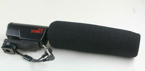 Canon HiFi Stereo Zoom Mikrofon für EX-1Hi