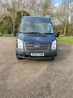 Ford Transit Wheelchair Accessible Minibus