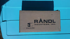 Lot 10 Randl Industries 5 Square Telecommunications Extension Ring RNL-D-51G114