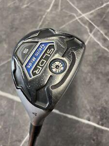 Taylormade SLDR s 4 Hybrid 22 Degree Regular PGA Seller