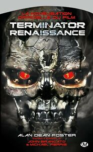 Terminator Renaissance.Alan Dean FOSTER.Milady SF15B