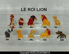 SERIE COMPLETE DE FEVES LE ROI LION DISNEY