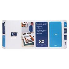 Hewlett-packard HP Druckkopf mit Reiniger 1 X Cyan