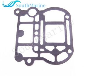Boat Motor 66T-41133-A0 Exhaust Mainfold Gasket for Yamaha 2-Stroke 40HP 40X E40