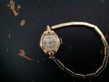 Vintage Gold Plated Timex Ladies Watch
